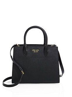 b85dcd7a5029 Prada - Saffiano & City Leather Bibliothèque | My Next Bag | Prada ...