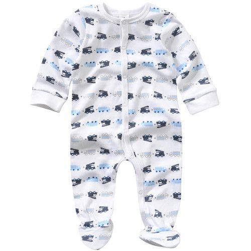 check out b0d53 cf808 Newborn-Schlafanzug von Topomini für Jungen bei Ernstings ...