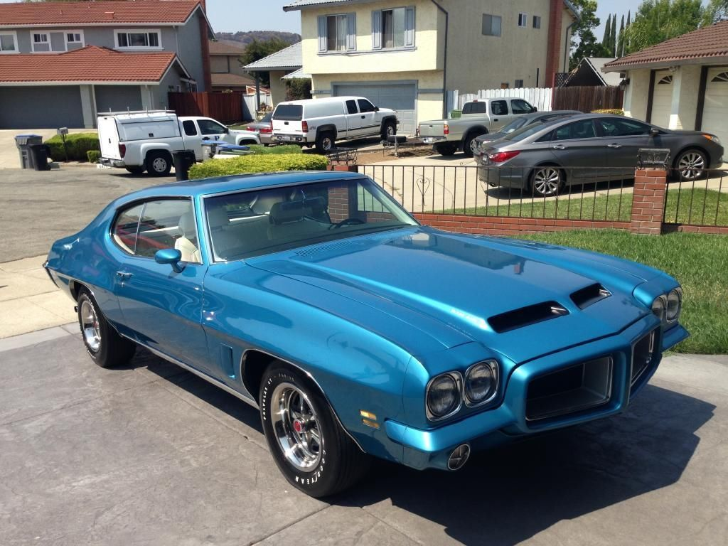 Pontiac  GTO T37  Pontiac lemans Cars and Pontiac GTO