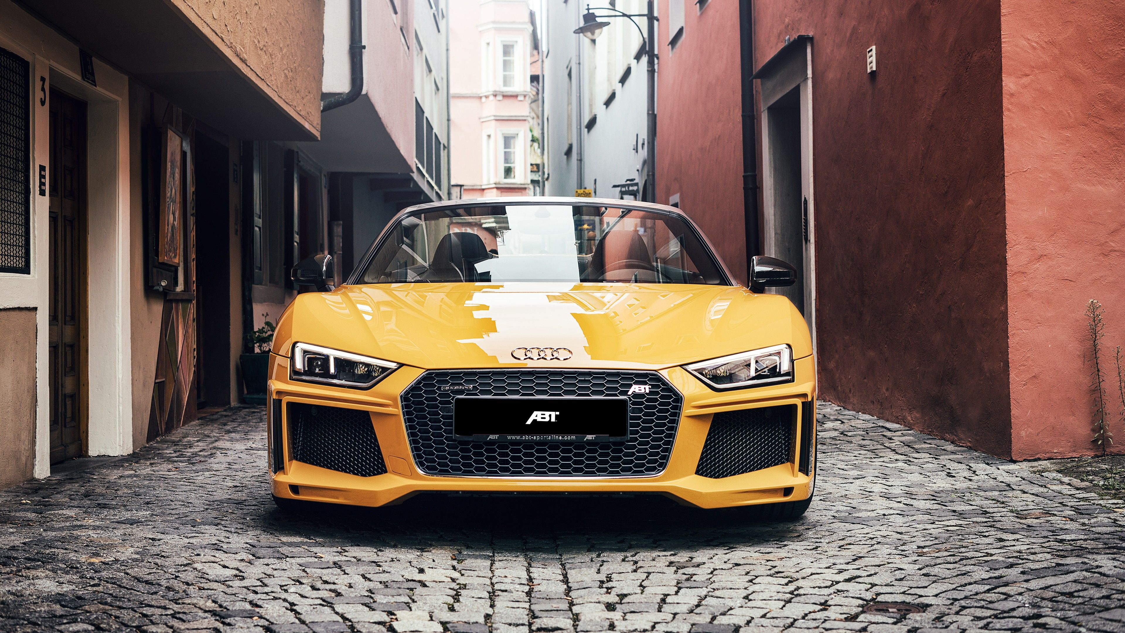 2017 Abt Audi R8 Spyder 4k Audi R8 Car Wallpapers Audi