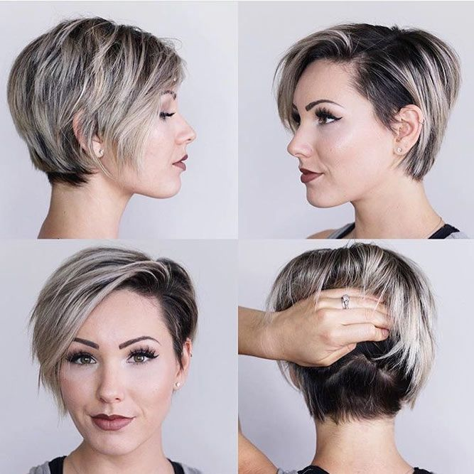 Cute Easy Hairstyles For Short Hair Fascinating 30 So Cute Easy Hairstyles For Short Hair  Easy Hairstyles Short