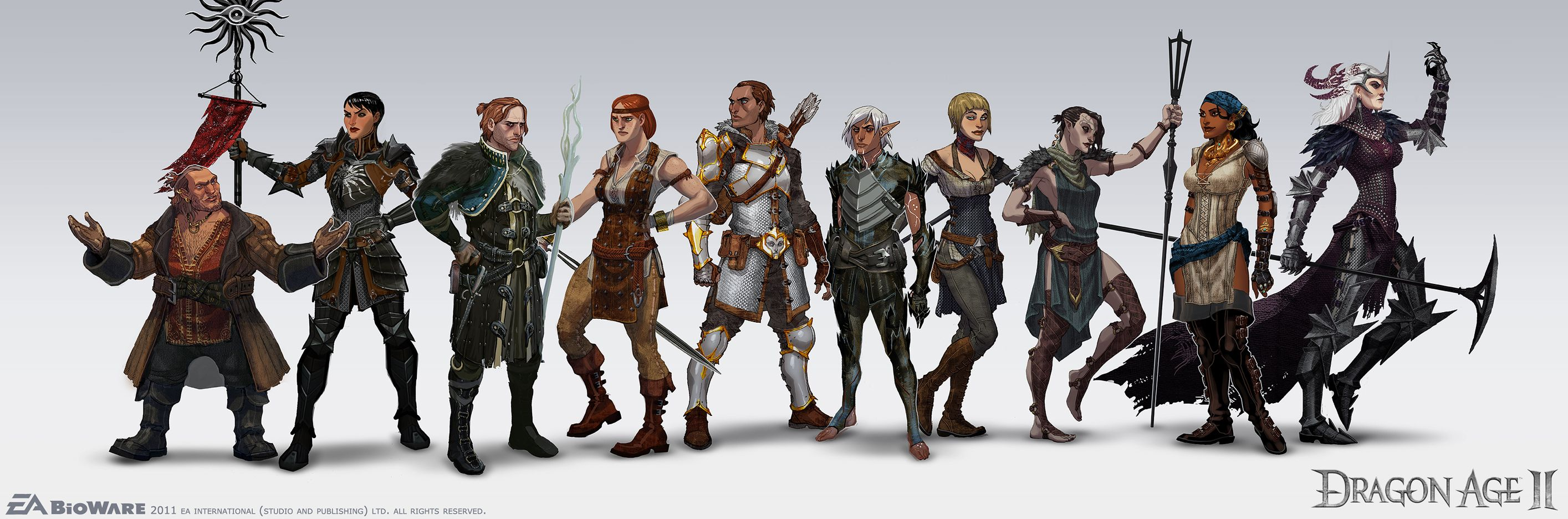 Image result for dragon age 2 characters