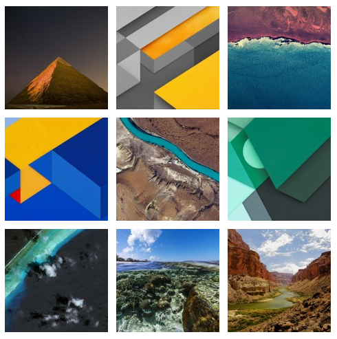 Download Android 6.0 Marshmallow Stock Wallpapers Stock