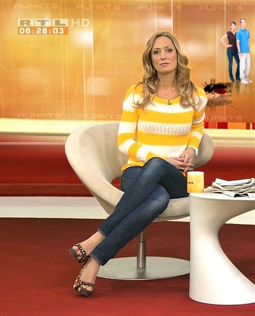 Angela Finger Erben RTL TV в 2020 г | Модные стили, Стиль