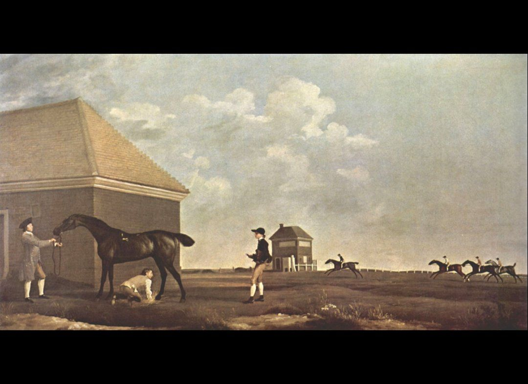 Soldiers Wall Art Poster Print George Stubbs