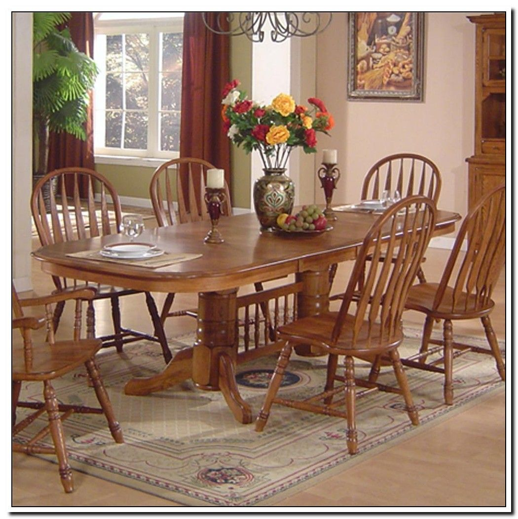 4 reference of solid oak kitchen table and chairs in 4  Oak