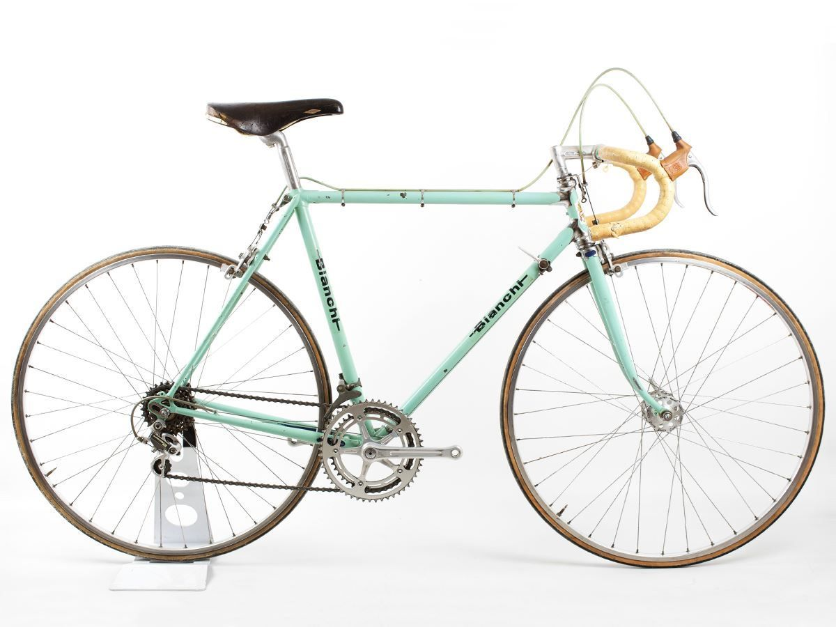 Brick Lane Bikes does not offer any warranty on vintage, used or second hand…