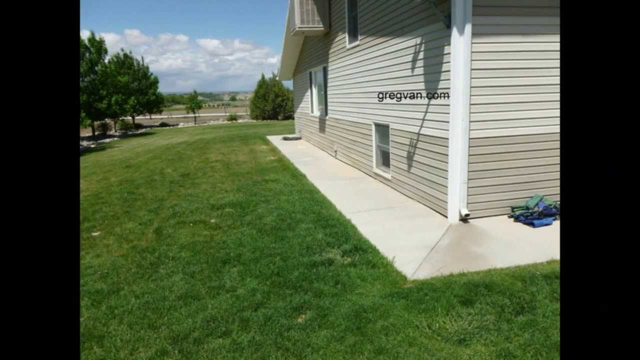 Concrete Walkways Around Building Perimeter Can Protect