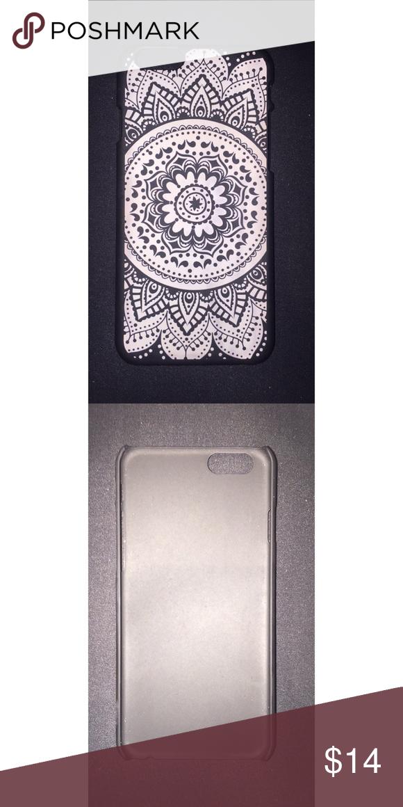 White Henna Iphone 6 6s Case White Henna Henna Patterns And Hennas