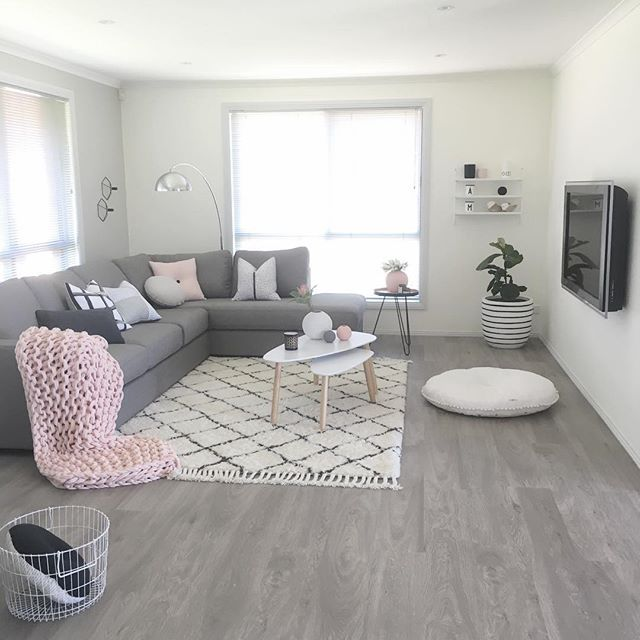 Grey Blush Living Room Pink Living Room Living Room Decor Colors White Home Decor