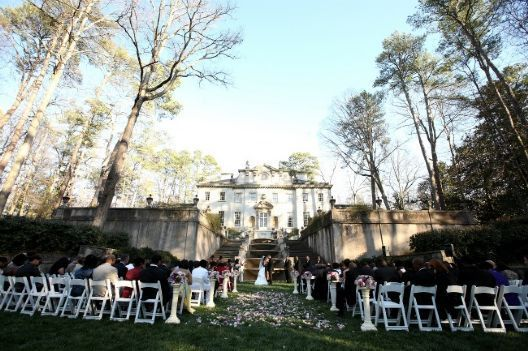 Atlanta History Center And Other Beautiful Outdoor Buckhead Wedding Venues Read Detailed Info On Georgia Reception Locations