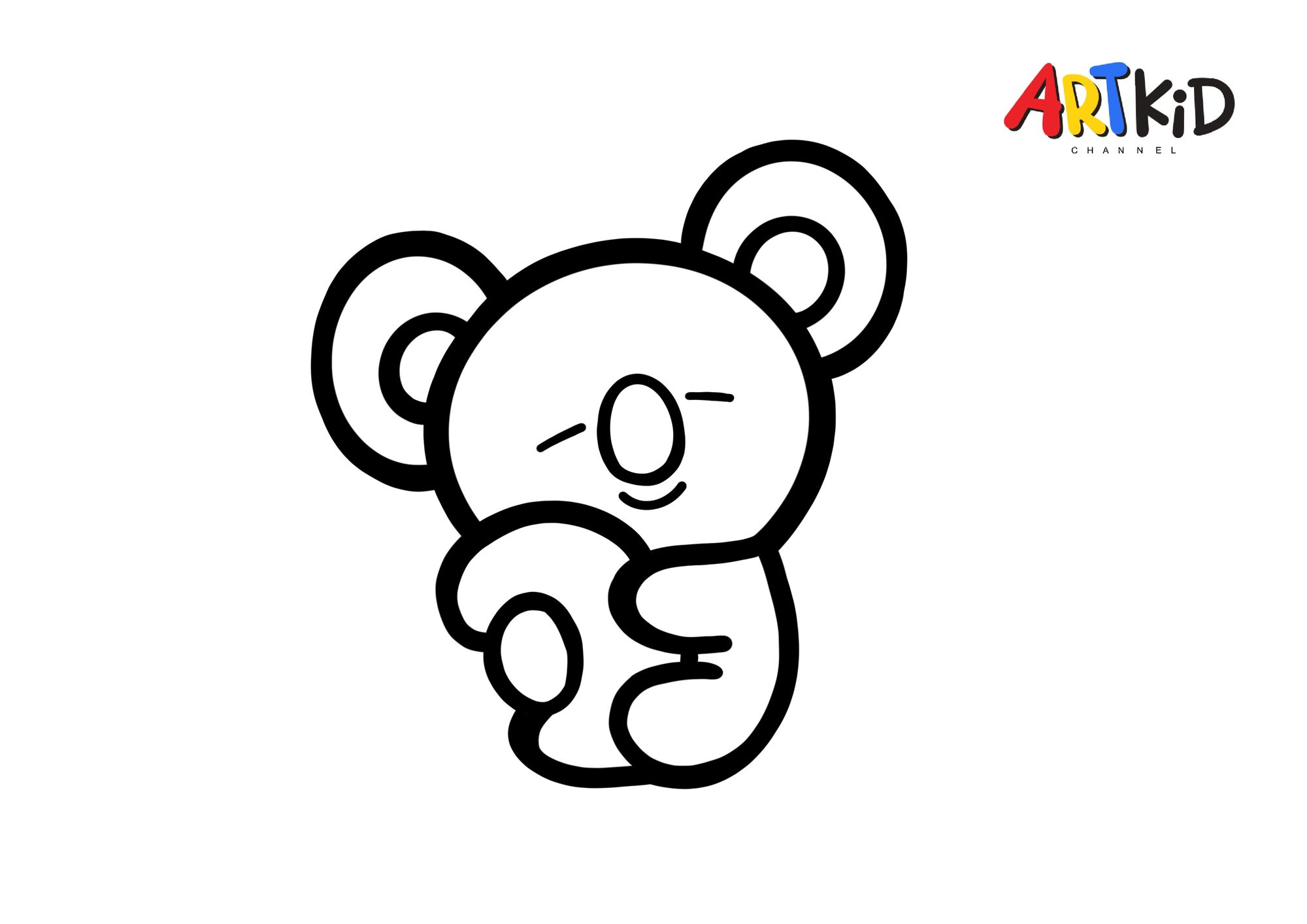 Koya Bt21 Free Printable Coloring Pages Free Printable Coloring Pages Coloring Pages Printable Coloring Pages