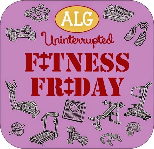 ALG, Uninterrupted: Fitness Friday and Social Media Funk