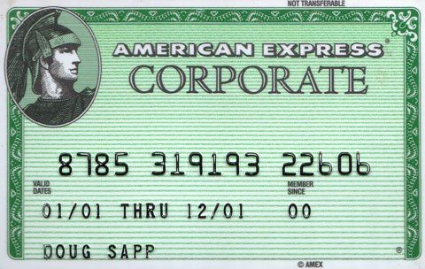 American Express Corporate Purchase Card Review Purchase Card American Express Card American Express