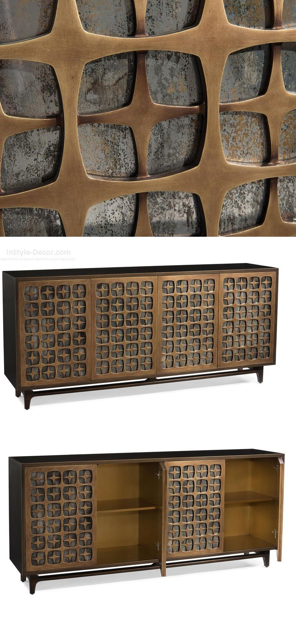 Buffet Sideboard Credenza Designs By Www Instyle Decor Com