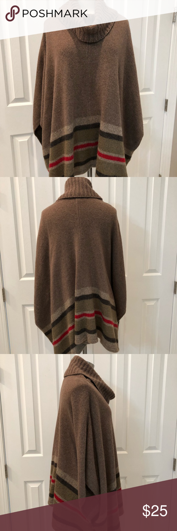 Trendy Fall Loft Sweater Cape | Sweater cape, Lofts and Cape