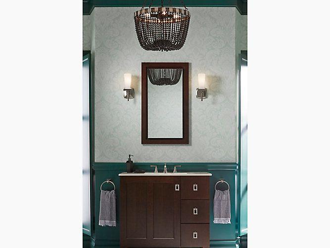 K 99001 | Verdera Medicine Cabinet With Magnifying Mirror | KOHLER