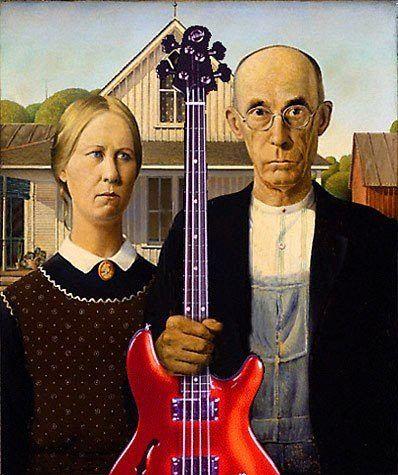 Southern bass....