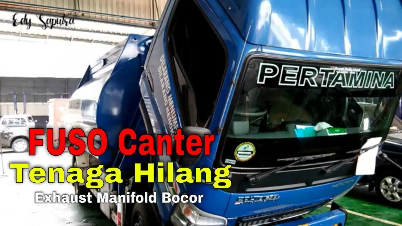 Kerusakan Yang Sering Terjadi Pada Truck Fuso Canter I Exhaust Manifold Bengkel