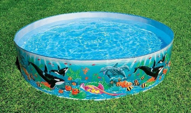 Intex Ocean Reef Snapset Pool 6 X 15 58461ep Pool Intex