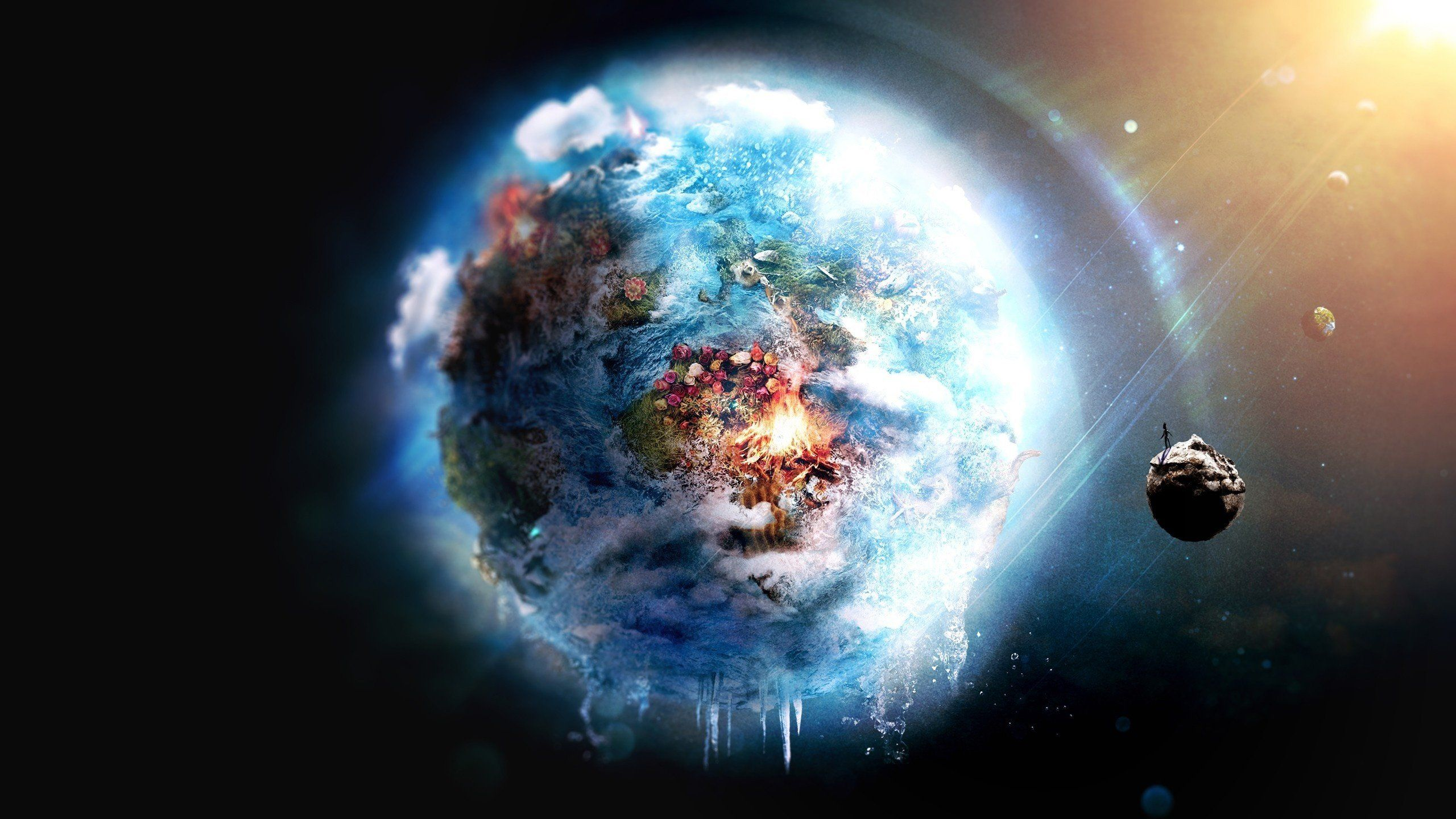 Future Earth Wallpaper HD Download For Desktop And Mobile