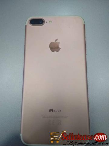 Uk Used Apple Iphone 7 Plus For Sale In Ikeja Lagos Sell At Ease Online Marketplace Sell To Real People Iphone 7 Plus Iphone Apple Iphone
