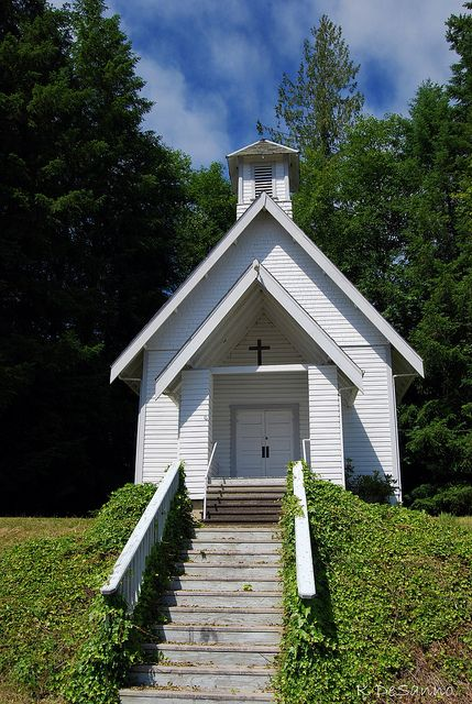 Vesper Oregon S Historic Emmanuel Episcopal Church Episcopal Church Church Old Country Churches