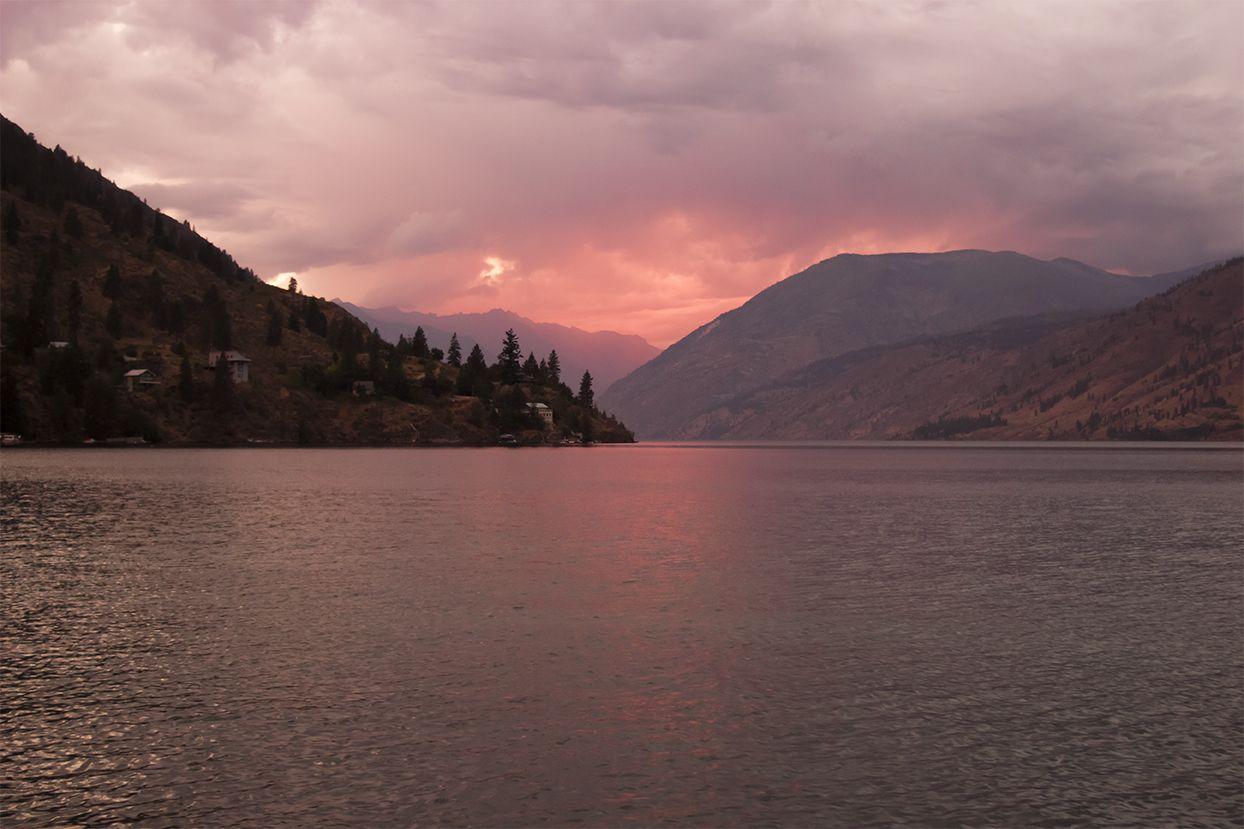 Lake chelan chelan washington nature photography great