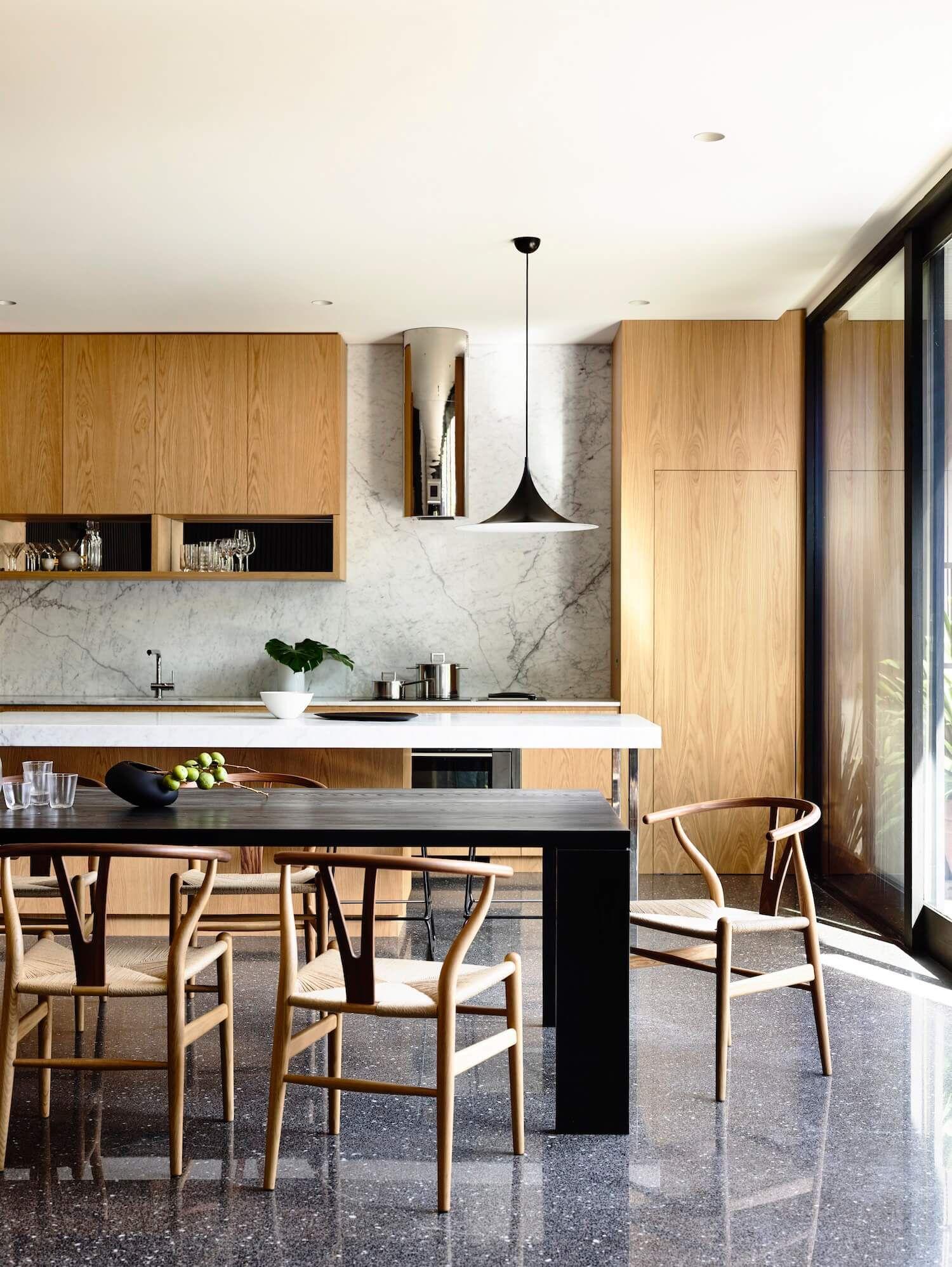 Malvern Townhouse by Pandolfini Architects | Kitchens | Pinterest ...