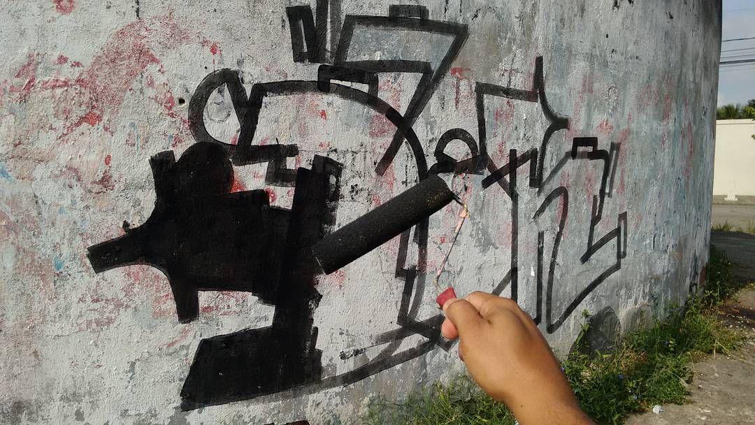 #bombing #bomber #rua #streetart #arteurbana #FactoryLetters #letters #freestyle #wildstyle #ink #Graffiti #instagraffiti by ahsmone
