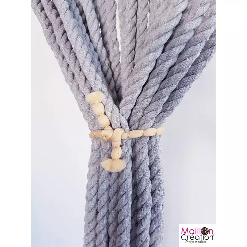 11 rideau en corde rideau de porte
