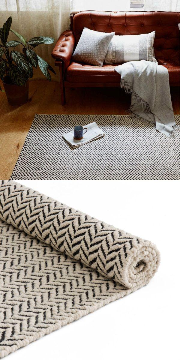 Klassisch Eleganz versprüht unser Teppich Kolvra in Ihrem Zuhause