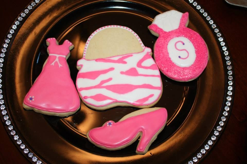 Fashion Sugar Cookies