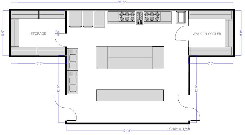Bar And Grill Floor Plans Google Search Restaurant Floor Plan Kitchen Plans Restaurant Flooring
