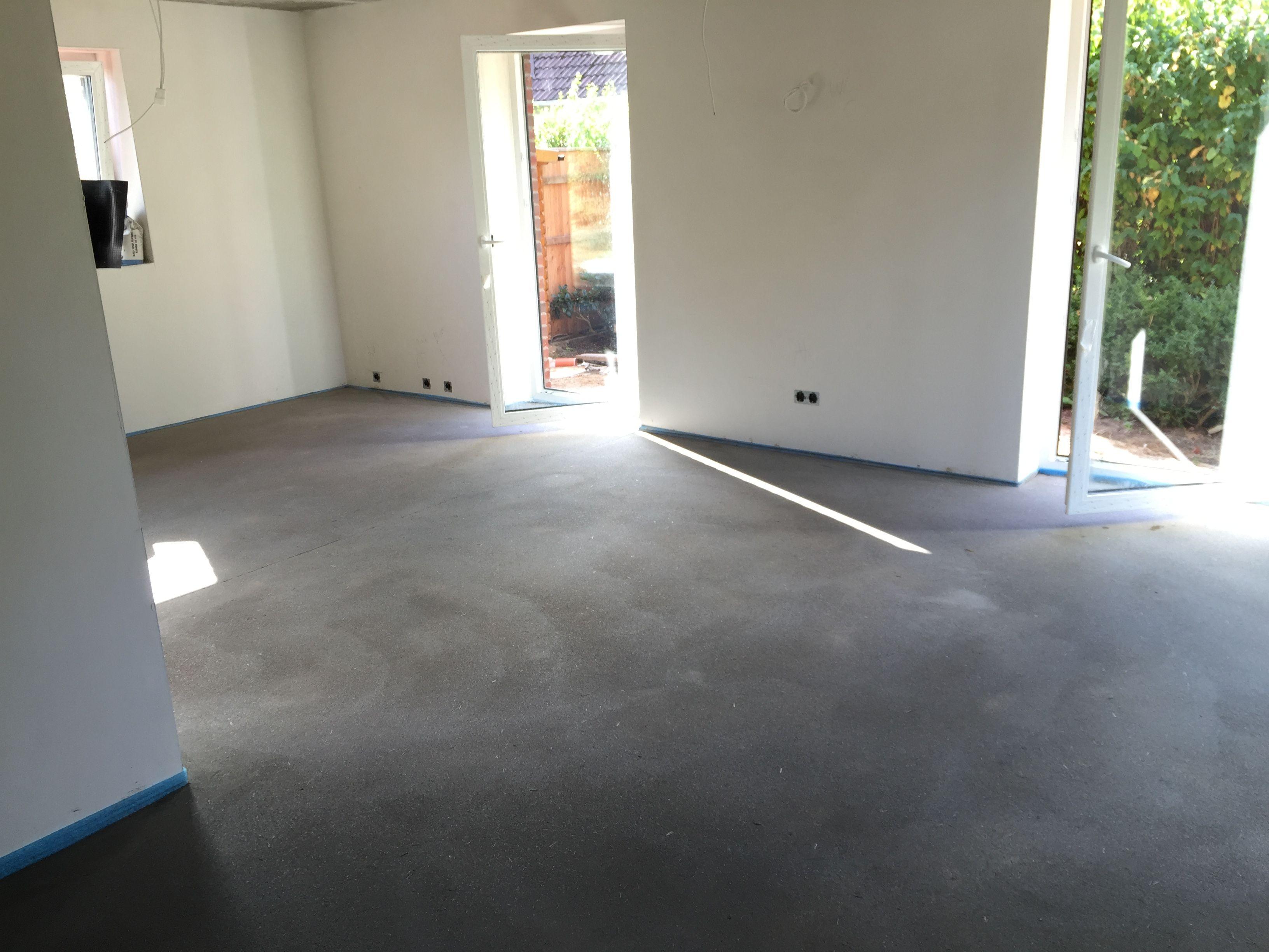 Estrich Trocknen Bautrocknung Plotzlich Bauherr Estrich Haus Planung Bau