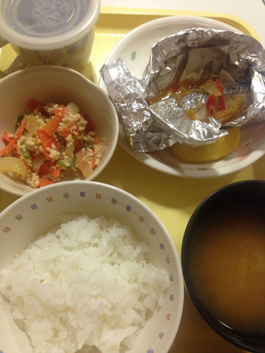 12.15 夕食