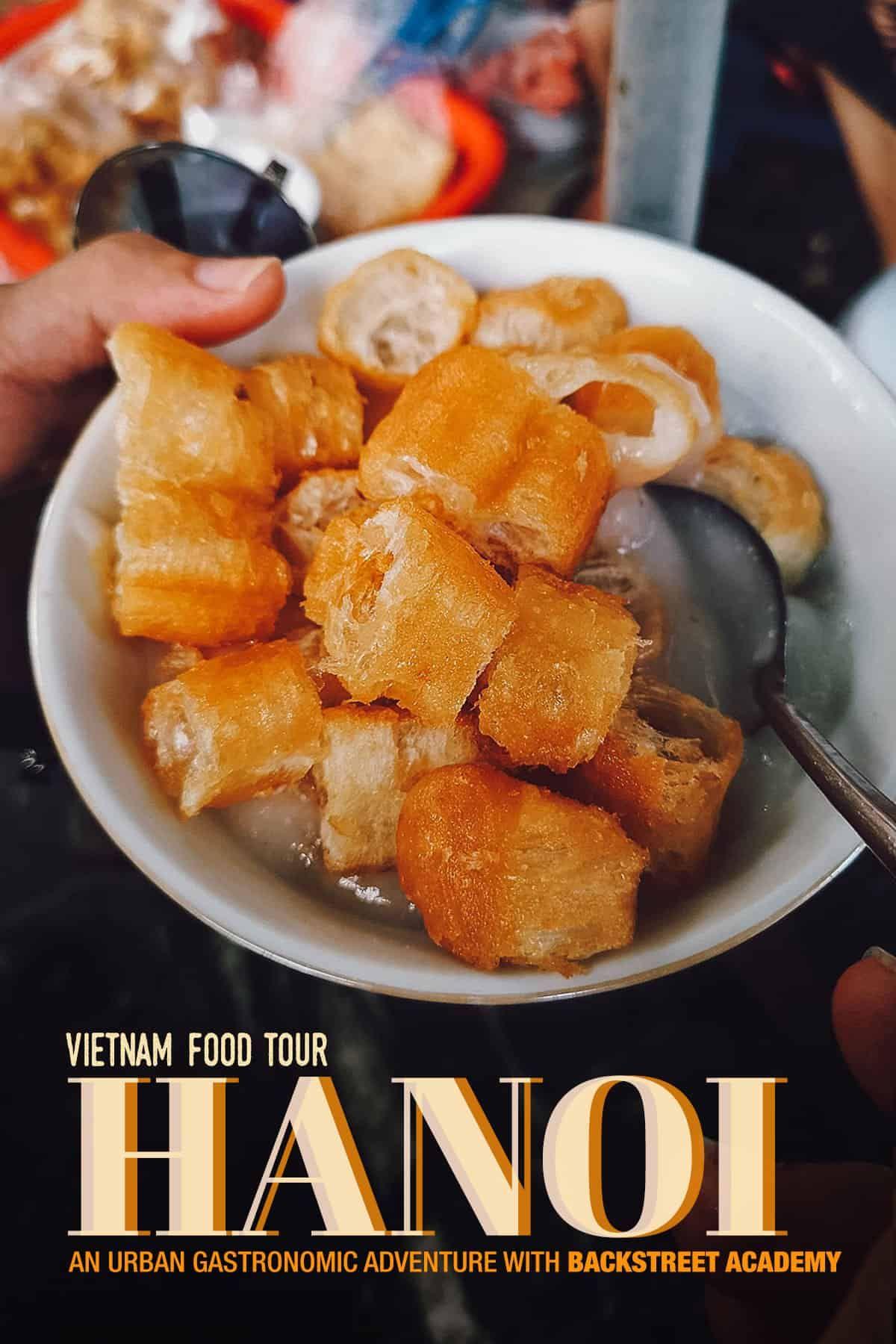 Hanoi street food tour a gastronomic adventure with