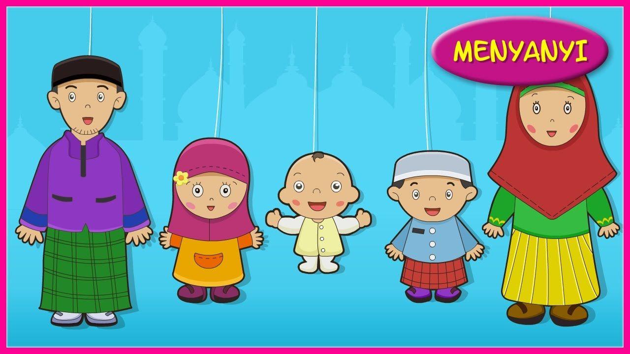 Lagu Keluarga Jari 3 Keluarga Muslim