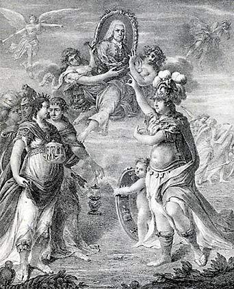 O Anjo da Guarda do Marqu�s de Pombal