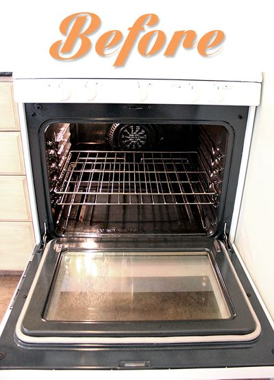 how to clean your oven while you sleep jillee tips techniques oven cleaning cleaning. Black Bedroom Furniture Sets. Home Design Ideas