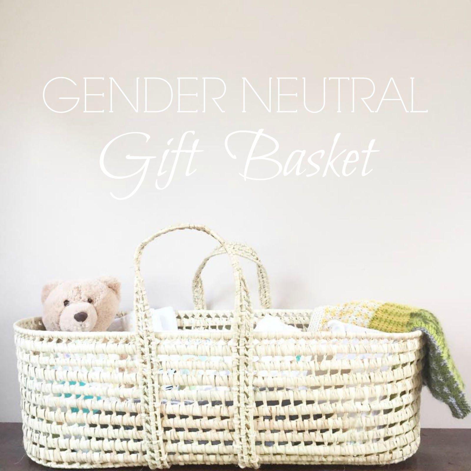 Gender Neutral Gift Basket | Raising Bell