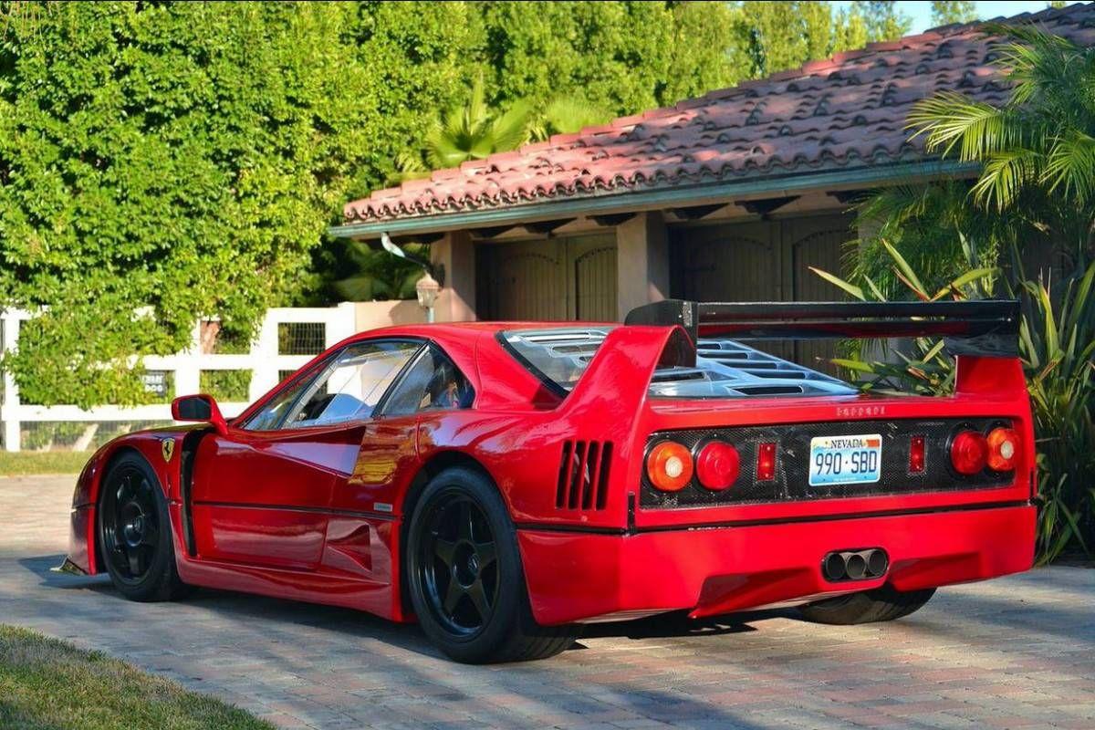 1992 Ferrari F40 Lm Conversion For Sale Hemmings Motor News Ferrari F40 Ferrari Ferrari World
