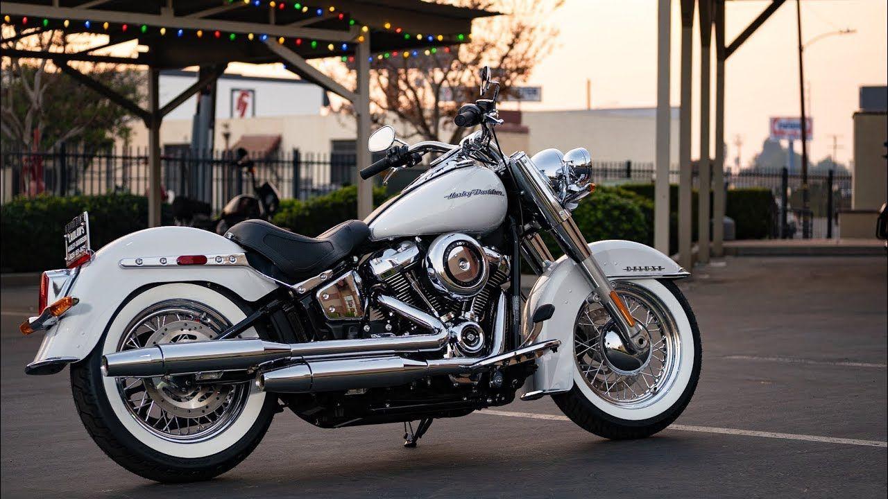 2020 HarleyDavidson Softail Deluxe in 2020 Softail