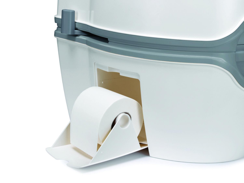 Porta Potti Curve Toilet Paper Holder