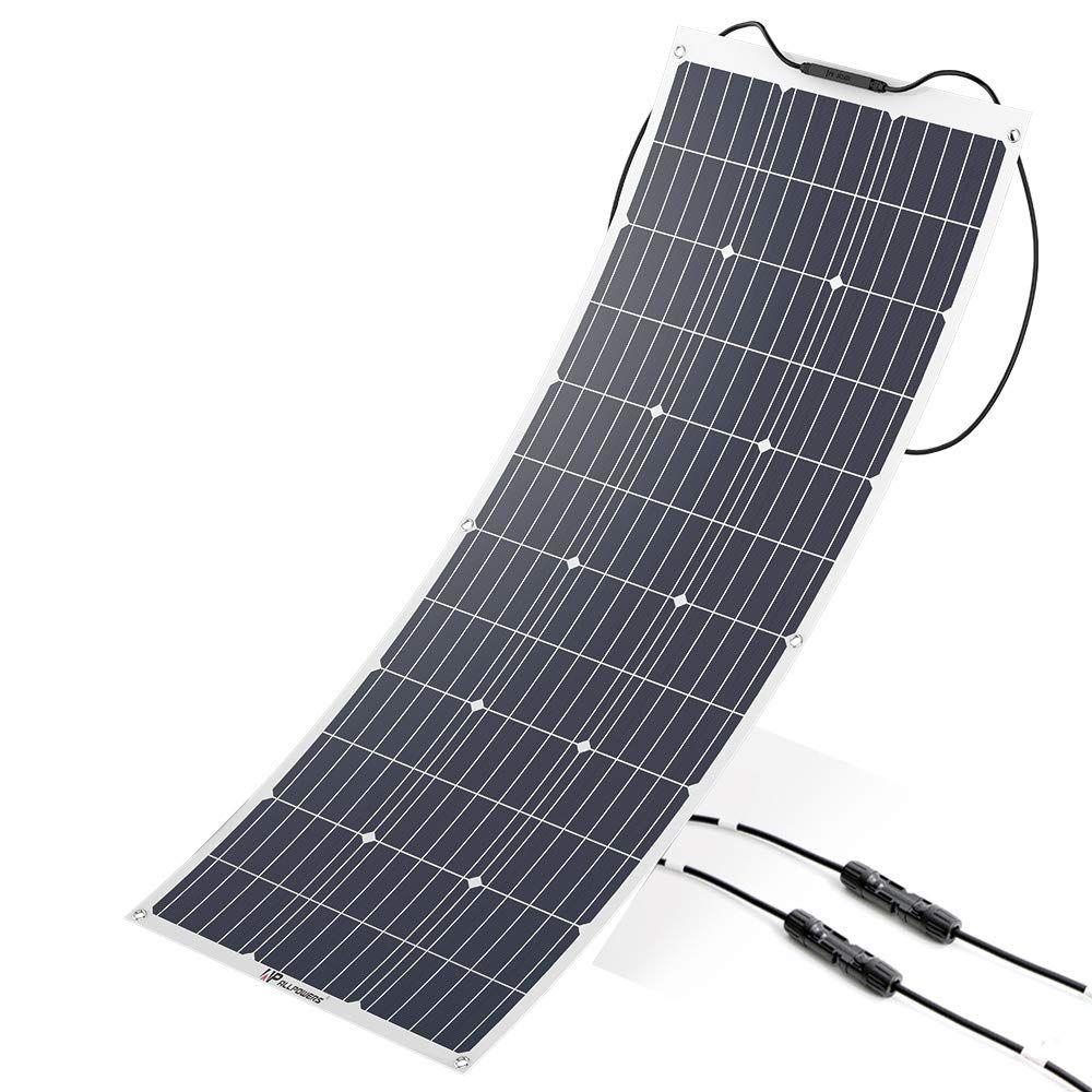 100w Solar Panel Solar Panels Roof Solar Panel Solar