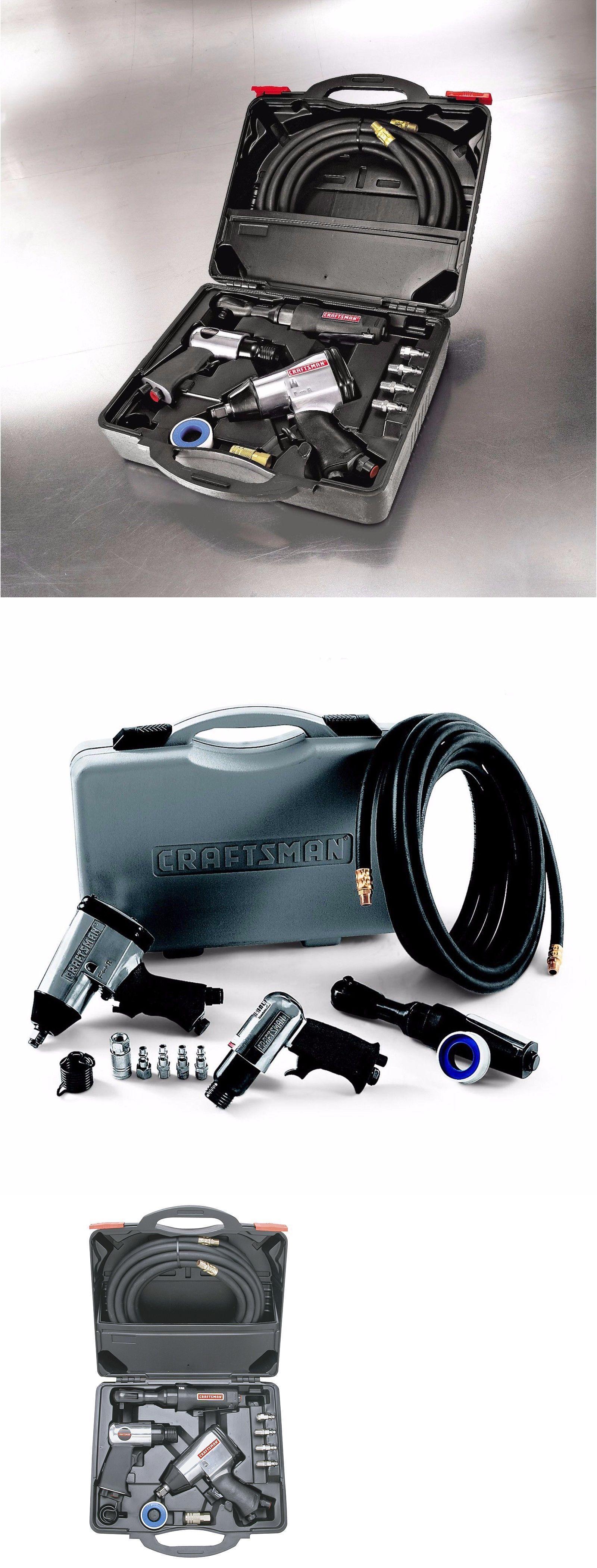 Craftsman 14 pc. Mechanics Air Tool Kit Tools Air