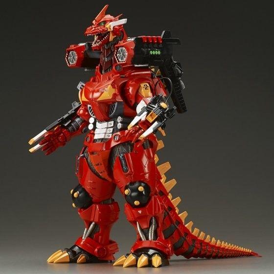 NEW Bandai Godzilla vs Evangelion Toho 30cm Series Kiryu Figure EVA-1 Color ver.