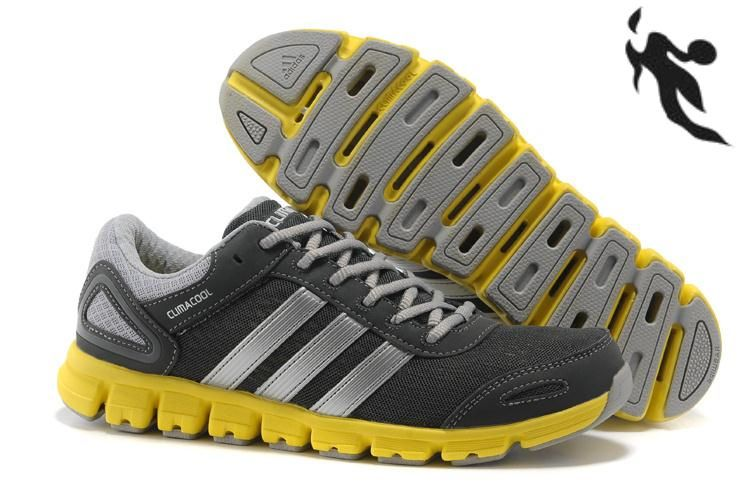 adidas climacool black and yellow
