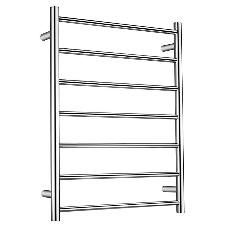 Find Enzo Barelli 7 Bar Verde Heated Towel Ladder at