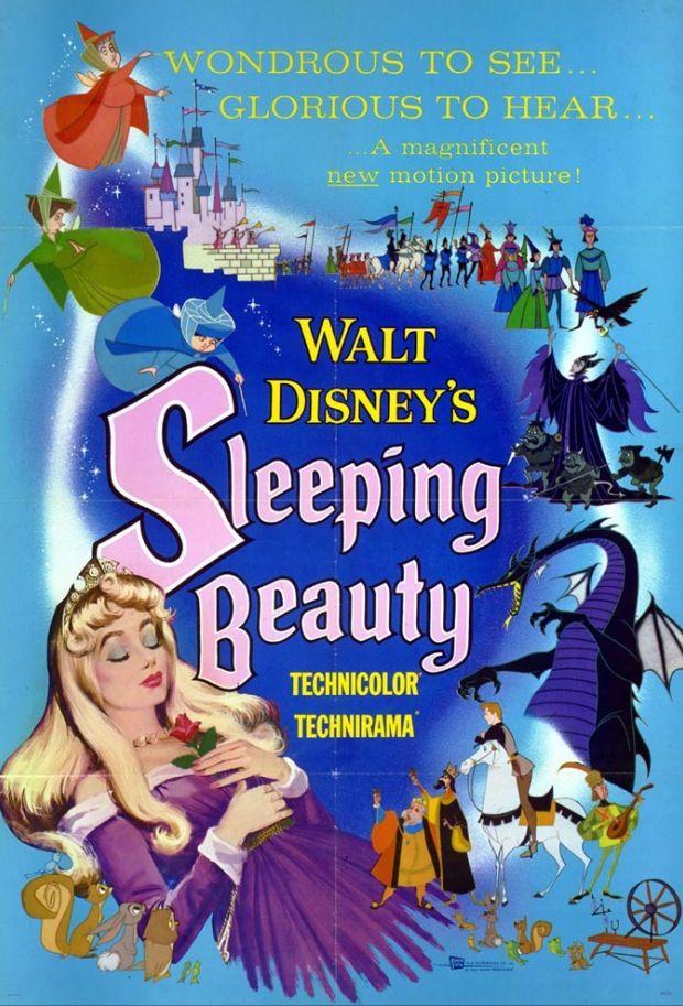 Tbt See All 53 Walt Disney Animation Movie Posters Oh My Disney Walt Disney Animated Movies Disney Sleeping Beauty Disney Posters